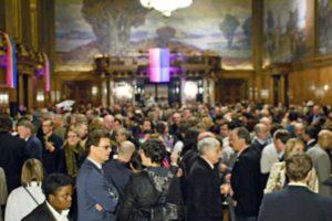 Neujahrsempfang 2014 im Hamburger Rathaus
