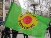 Atomkraft Nein Danke-Fahne