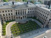 Bundesrat Berlin Regierungsviertel