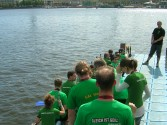Enter the Dragon Drachenbootrennen Alster GAL Team 02