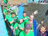 Enter the Dragon Drachenbootrennen Alster GAL Team
