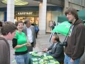 Anti Atom Aktion der Grünen Jugend 03