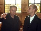 Farid Müller trifft Josh nach Schwulenfeindlichem Übergriff in St. Georg Hansaplatz