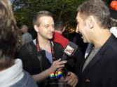 Farid Müller im Interview mit Radio Energy