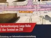 Flyer Verkehrsausschuss Mitte Lange Reihe