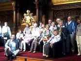 Senioren erobern den Festsaal im Rathaus