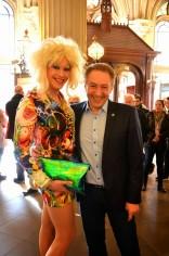 Foto 1 Rathausführung mit Valery