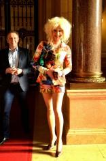 Foto 4 Rathausführung mit Valery