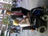 Mit Rita aus St.Georg