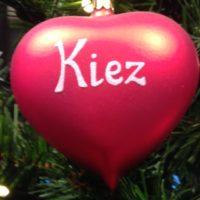 Foto Kiez Weihnachtskugel