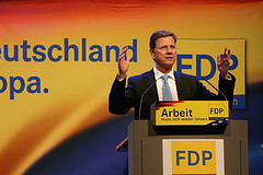 Guido Westerwelle flickr.com