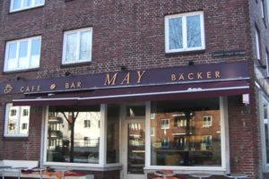 Cafe May - Caspar-Vogt-Straße 7