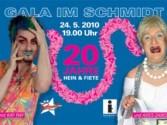 Hein & Fiete 20 Geburtstag