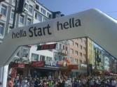 Hella Halbmarathon 2010 Startpunkt St.Pauli
