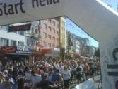 Hella Halbmarathon 2010 nach dem Start
