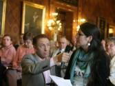 Interview mit Solmaz Shiva, oppositionellen Iran-Vertreterin