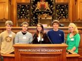 Jugend im Parlament 2010