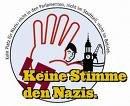 Logo Keine Stimme den Nazis