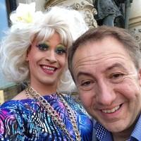 Rathausführung mit Valery April 2014