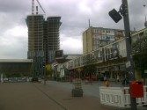 Tanzende Türme und Esso-Häuser auf St.Pauli