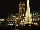 Weihnachten am Rathaus