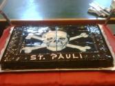 GAL Geburtstagstorte für Pauli