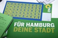 Abstimmung zum grünen Wahlprogramm